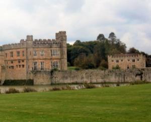 Leeds Castle built 1278