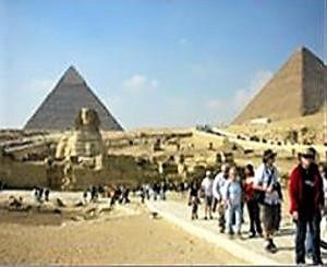 Giza Necropolis … Pyramids