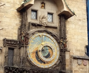 Clock tower Prague