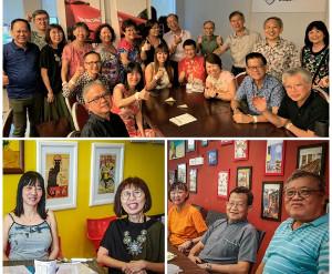 Reunion at Bukit Timah NUS Homecoming 2019 …