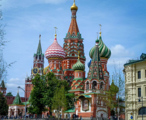 A Day in Wondrous Moscow!