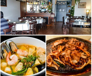 A Malaysian Feast … at Satay Ria!