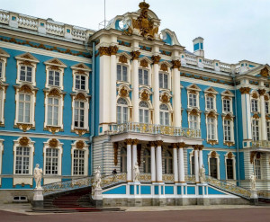 Pictorial Tour of The Hermitage, St. Petersburg …