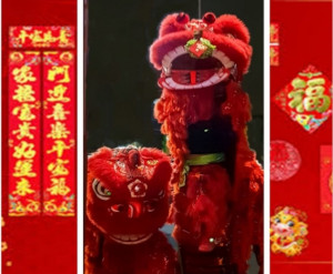 Good Health, Good Fortune, Year of The Ox !